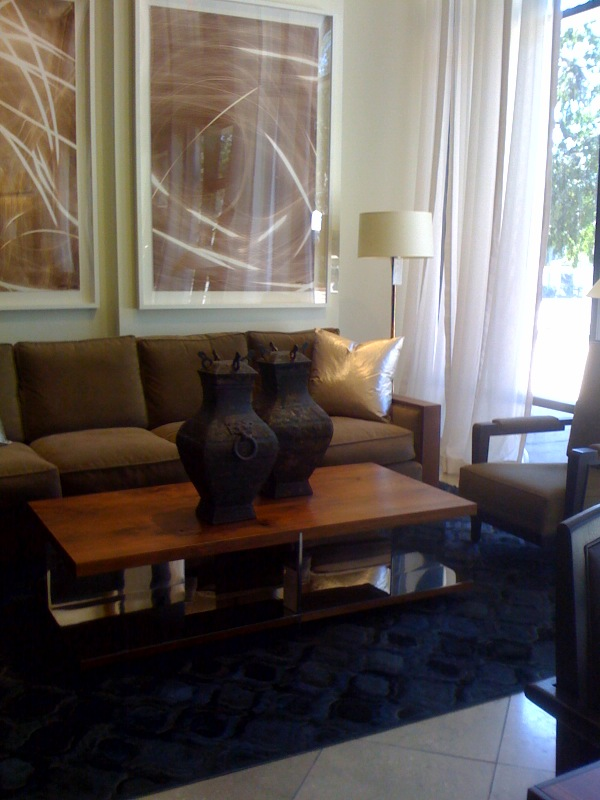 Beautiful furnishings i saw at market redinterior for The living room 20 10